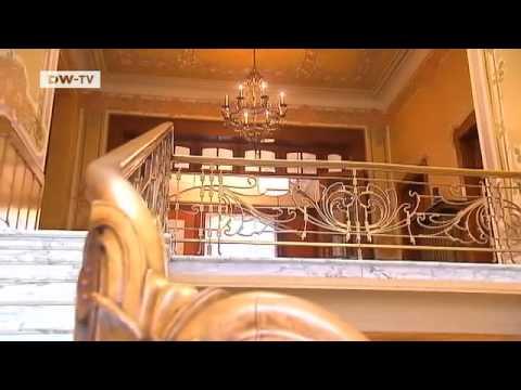 Die Villa Des Jugendstil-Architekten Victor Horta In Brüssel -- Euromaxx Ambiente | Euromaxx