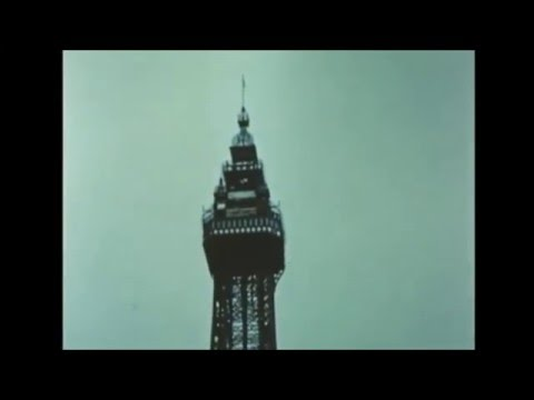 "REGINALD DIXON - ""Chinatown my Chinatown"" - Tower Wurlitzer in Stereo - 1961"