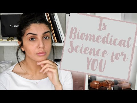 ➜  5 things you NEED to know about BIOMEDICAL SCIENCES!