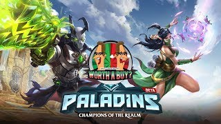 Paladins - Fridays Free Game