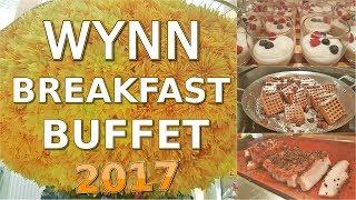 Wynn Las Vegas - Breaksfast Buffet (2017)