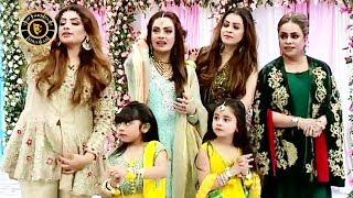 Nida Yasir Ka Pakistani Celebrities Se Un Ke Bachon Ke Bare Main Kuch Dilchasp Sawalat