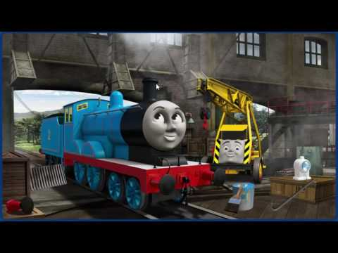 Thomas and Friends Engine Repair - Thomas the Tank Engine Game