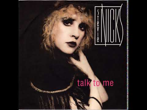 Stevie Nicks ~ Talk To Me (Time/Life Sounds Of The Eighties Version)