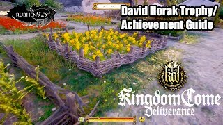 Kingdom Come: Deliverance - David Horak Trophy/Achievement Guide | Collect 10000 Herbs