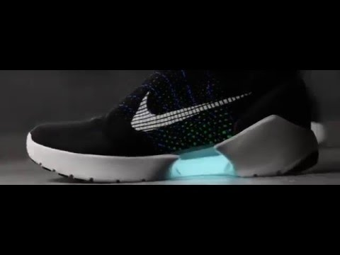 new product a3723 9cde9 trailer 2016 Nike  HyperAdapt 1. 0