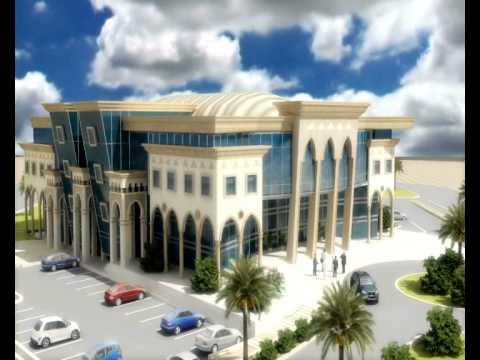 Al Baha. 3D presentation made for the government @ ksa