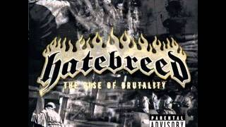 Hatebreed  Facing What Consumes You - With LYRICS