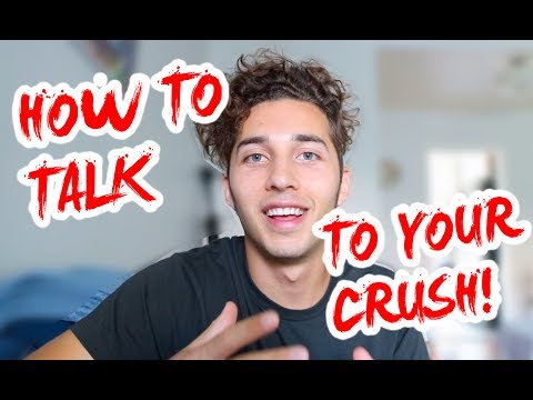 How To Talk To Your Crush (If You're Awkward)