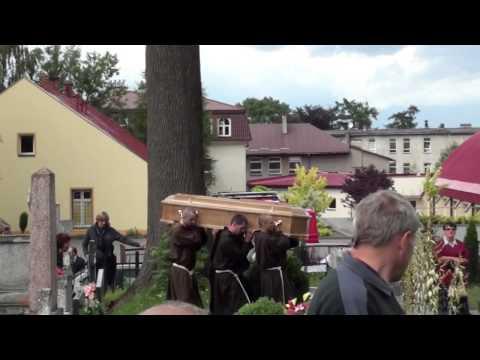 Pogrzeb ojca Hieronima Warachima OFMCap