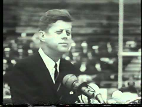 "President Kennedy at Vanderbilt, May 18 1963, ""Responsibilities of Education Citizens"""