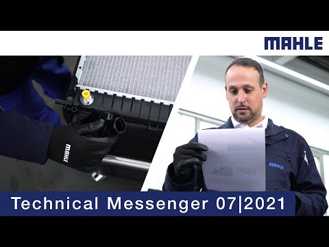 Technical Messenger 07|2021 Unused radiator connections