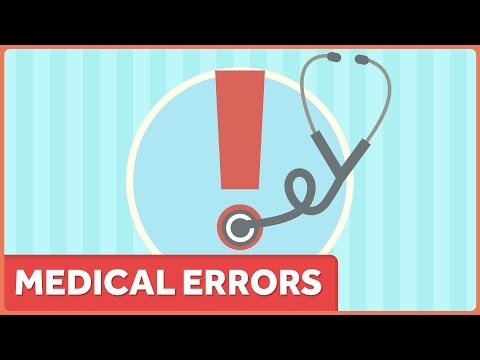 Preventable Medical Errors and How We Count Them