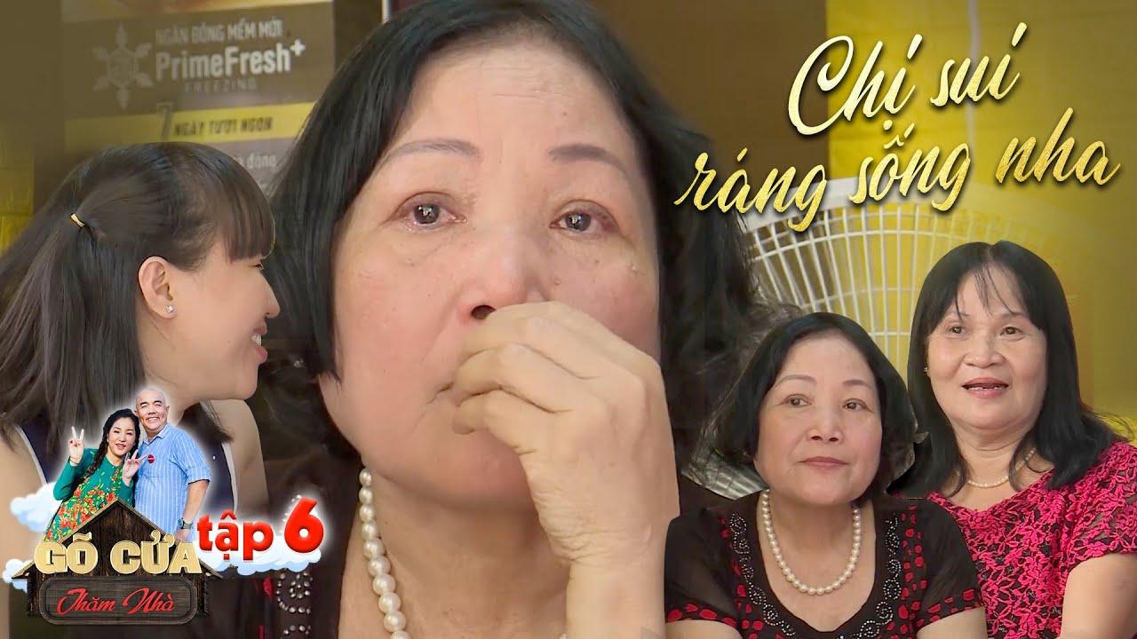 Gõ cửa thăm nhà|Tập 6: Mẹ chồng ung thư 9 năm, con dâu và mẹ ruột bán đất ở quê hết lòng chạy chữa