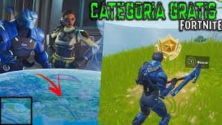 FORTNITE-FREE HIDDEN CATEGORY FROM WEEK 3 OF THE BATTLE PASS!!