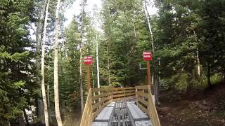 Snowbird Mountain Coaster.