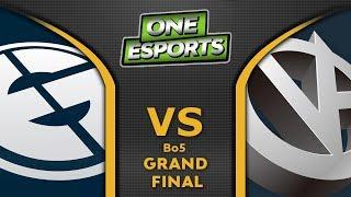 Gambar cover EG vs VG Grand Final ONE Esports Dota 2 Singapore World Pro Invitational 2019 Highlights