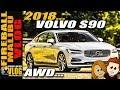 2018 VOLVO S90 T8 AWD INSCRIPTION - FIREBALL MALIBU VLOG 770