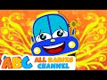 Wheels On the Bus Go Round And Round And More | Nursery Rhymes For Children | Kids Songs