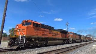 Video BNSF SD70ACe #8511 Leads a Z-Train - Chillicothe, IL - 7/9/2016 download MP3, 3GP, MP4, WEBM, AVI, FLV November 2018