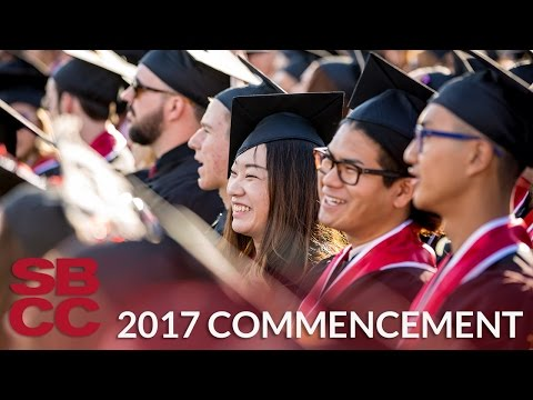 SBCC 2017 Commencement