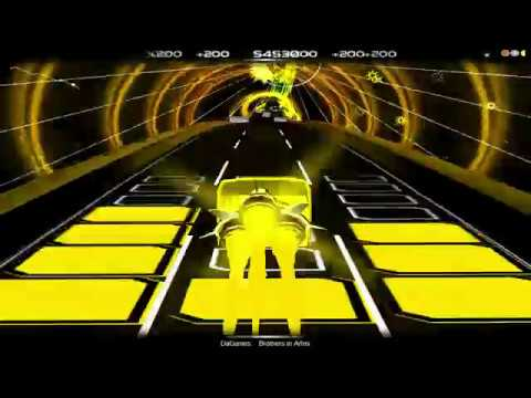 [AudioSurf] DaGames Brothers in Arms Difficult: Elite [Download Mp3]