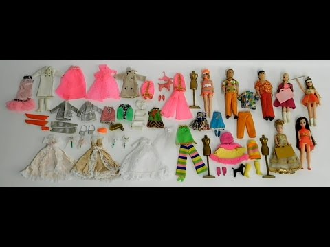 Dawn Doll Collection Review Vintage Topper Denise Dinah Ron Gary Fashions + More!