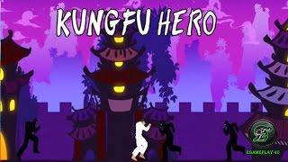 KungFu Hero - Iron Fist iOS Gameplay HD