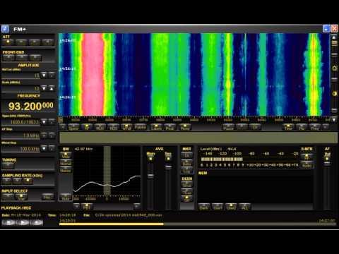 FM DX sporadic E in Holland: Allibiya FM west of Tripoli Libya 93.2 MHz 16-5-2014