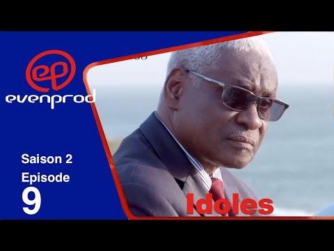 Serie IDOLES - saison 2 - épisode 9