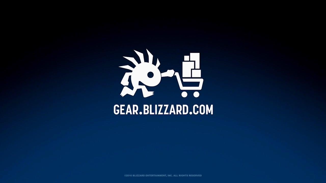 Resultado de imagen para Blizzard Gear Store