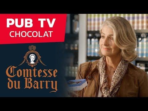 Vidéo Spot TV Comtesse du Barry - Chocolat