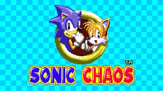 Turquoise Hill Zone (Master System) – Sonic Chaos