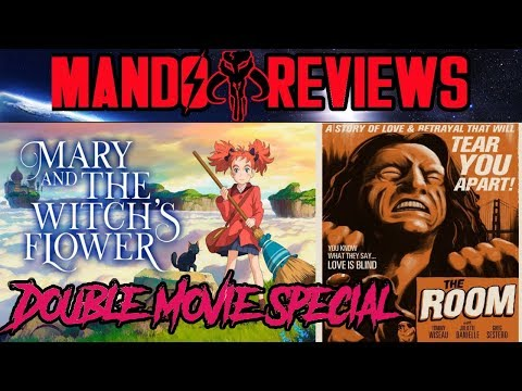 mandalorian-reviews:-mary-and-the-witch's-flower-&-the-room