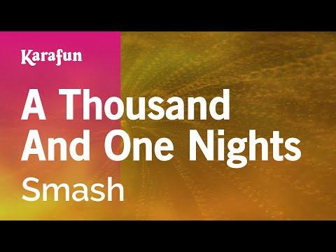 Karaoke A Thousand And One Nights - Smash *