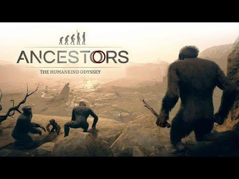 ancestors:-the-humankind-odyssey---o-início-de-gameplay,-em-português-pt-br!