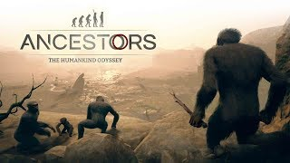 ANCESTORS: The Humankind Odyssey - O Início de Gameplay, em Português PT-BR!