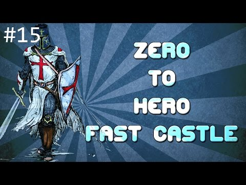 AoE2- Zero to Hero: Fast Castle Extended Guide