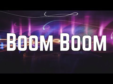Iggy Azalea - Boom Boom ft. Zedd (Lyrics)