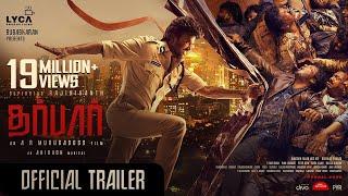 Super Star Rajinikanth's Darbar Tamil Movie Trailer 2020