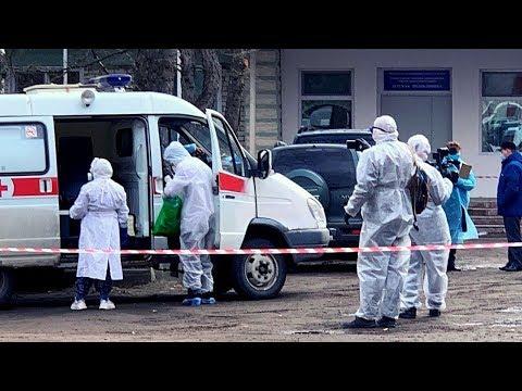 Под Ульяновском два поселка закрыли на карантин