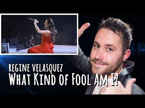 The Best LIVE Singer in the World! Regine Velasquez | REACTION