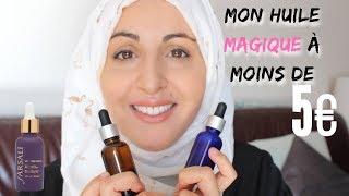 DIY : MON HUILE MAGIQUE À MOINS DE 5€ !