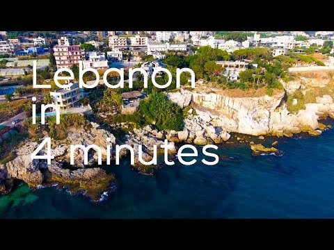 Lebanon in 4 minutes
