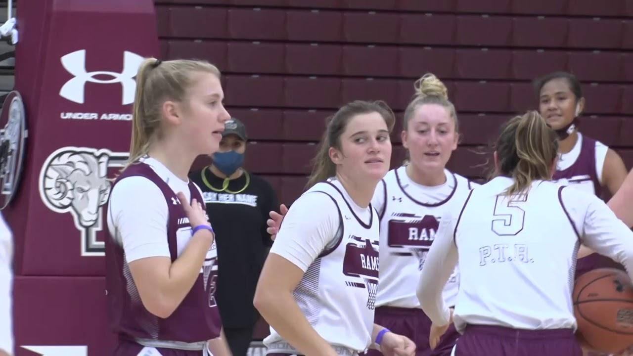 Fordham Women's Basketball Recap 10/29/20