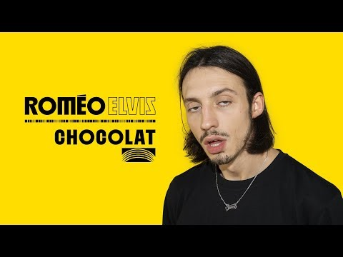 Roméo Elvis - Chocolat (Lyric Video)