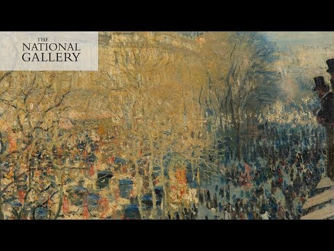 Monet's Paris | The Credit Suisse Exhibition: Monet & Architecture | National Gallery