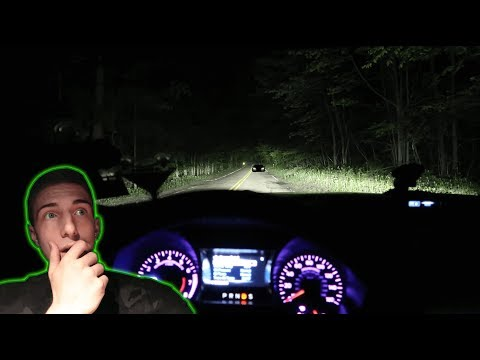 i went to clinton road alone...