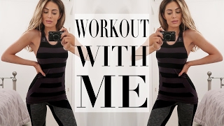 COME TO THE GYM & DETOX WITH ME | Lydia Elise Millen | Ad