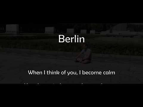 Director's poem: Berlin - a city to find yourself